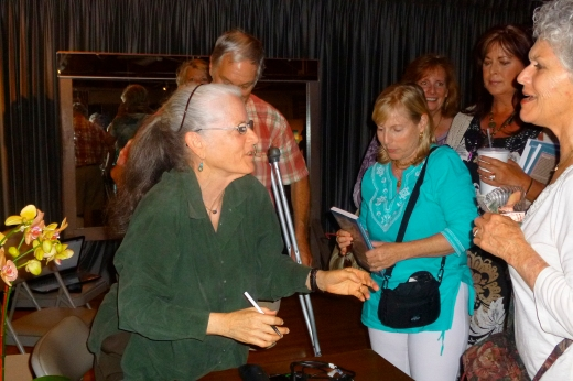 Talking with the superb artist and author of The Art of Aging, Alice Matzkin
