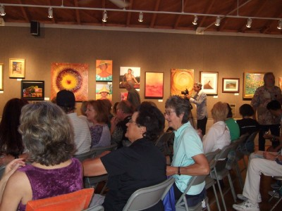 The Ojai Art Center Reading
