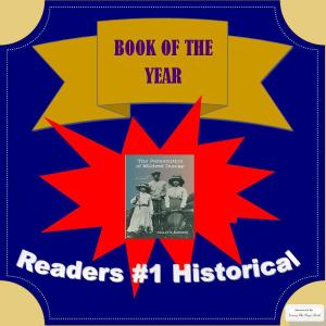 Turning Pages Book of Year Badge