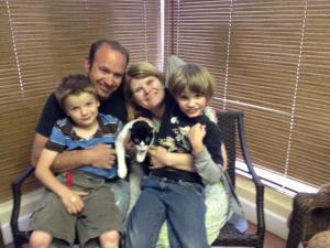 Esteban adopted