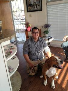 Orrin has been adopted