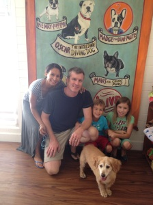 Lucas found an amazing furever home