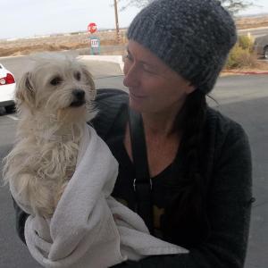 Nicholas rescued by Sheilah Aragon muttmatchla