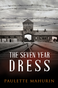 FRONT COVER The Seven Year Dress KINDLE(1) copy