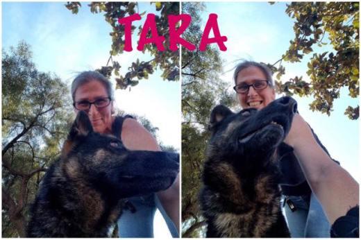 TARA'S FREEDOM PHOTO