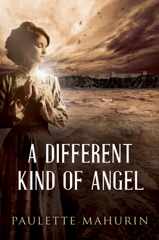 A Different Kind of Angel KINDLE FRONT COVER 24 August 2018 final(1) copy 2