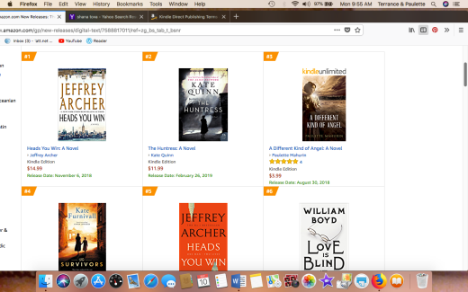 AMAZON U.S. #3 NEW HOT SELLER RUSSIAN HISTORICAL FICTION Screen Shot 2018-09-10 at 9.55.42 AM